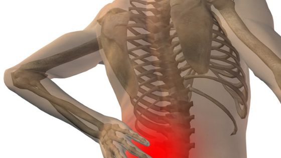 Problems of Unhealthy Spine (Know Your Symptoms)