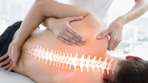 Tips For A Healthy Spine ( HEALTHY SPINE is HEALTHY YOU)