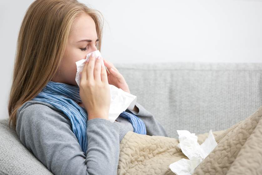 Boost Your Immune System Against Colds And Flu