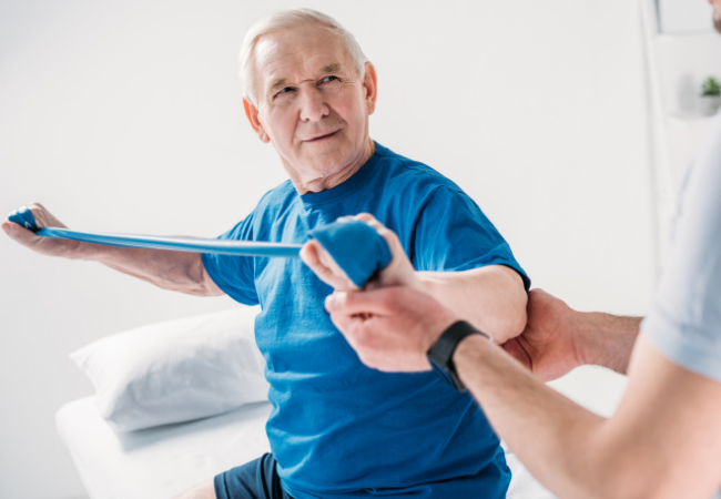 Take good care of your joints as you age