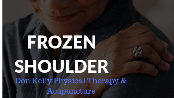 What's Frozen Shoulder?