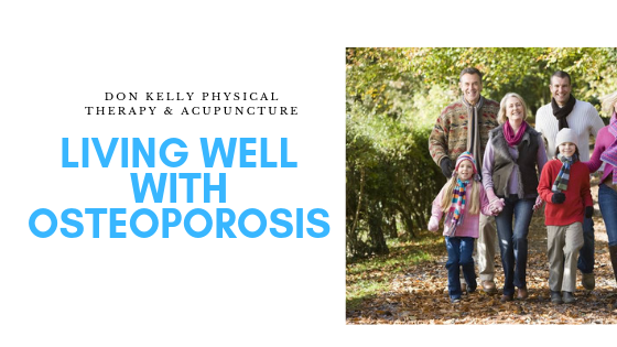 Active Living With Osteoporosis