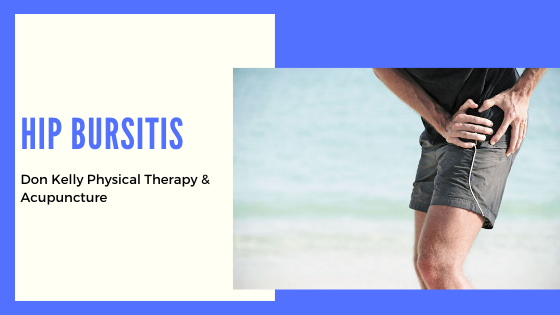 HIP BURSITIS Cause, Treatment & Prevention