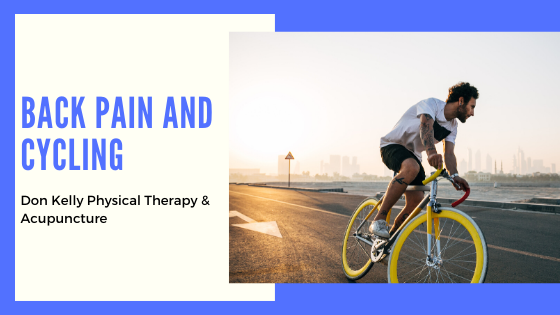 Back Pain And Cycling